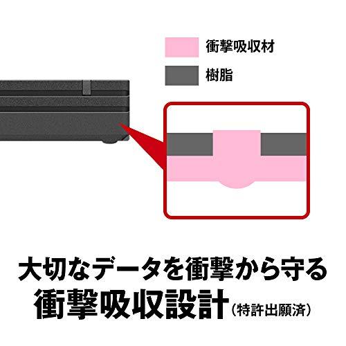 BUFFALO(バッファロー)『SSD-PGU3/NLシリーズ』