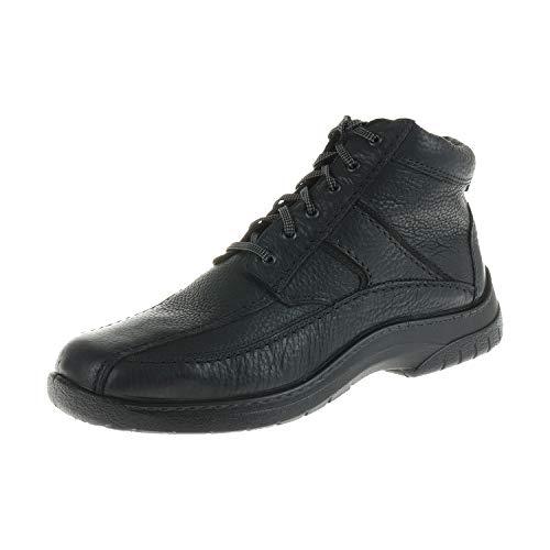 Jomos herenschoenen laarzen breedte H zwart Derby 58262488
