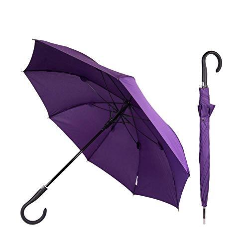 Sicherheitsschirm mit gratis Videokurs | Unzerbrechlicher Security Regenschirm für Frauen | Verbessert Ihre Verteidigungsfähigkeit sofort | Kein langwieriges Training erforderlich