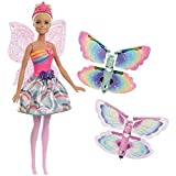 Barbie Dreamtopia Fairy Doll with Flying Wings