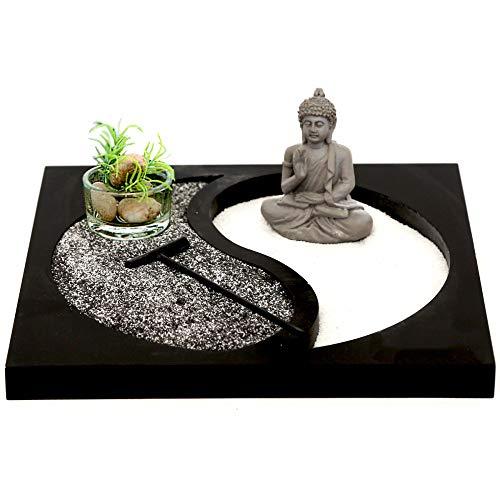 Yin & Yang Zen-Garten