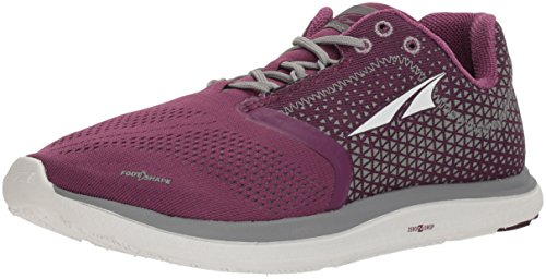 ALTRA Women's Solstice Sneaker, Purple, 9 Regular US