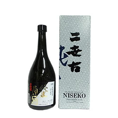 二世古酒造 純米原酒 720ml[日本酒 北海道 ニセコ 倶知安]
