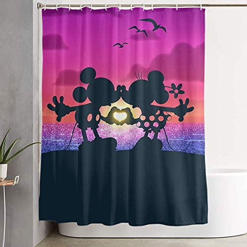 cortinas ducha minnie