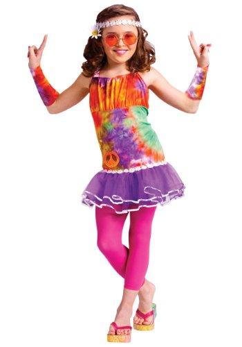 Age of Aquarius Hippie Kids Costume