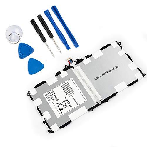 ASKC 3.8V 31.24Wh 8220mAh T8220E Tablet Batteria per Samsung Galaxy Note 10.1 2014 SM-P600 SM-P601 SM-P605 SM-P605V SM-P607T SM-T520 SM-T525 Series T8200K T8220U T8220C with Tools