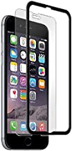 BodyGuardz - Pure Glass Screen Protector, Ultra-thin Tempered Glass Screen Protection for iPhone 6/6S