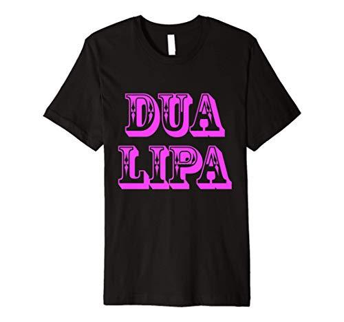 Dua Lipa Tees Premium T-Shirt