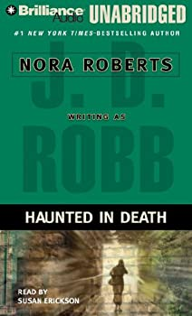 Audio CD Haunted in Death (In Death Series) Book
