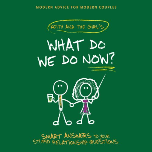 What Do We Do Now? audiobook cover art