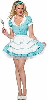 Women's 50's Flirty Housewife Costume