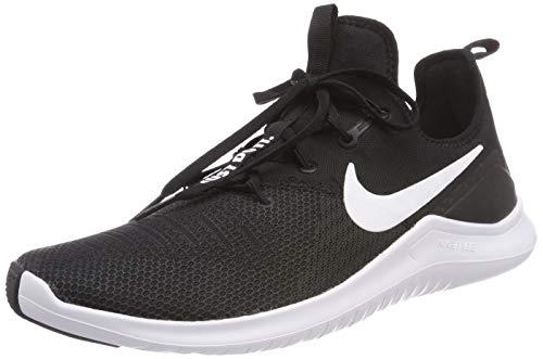 Nike Womens Free TR 8 Running Shoes Black/White 7.5 B(M) US