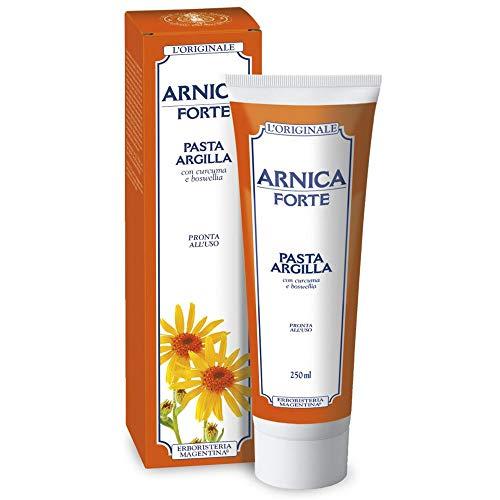 Erboristeria Magentina - Arnica Forte - Pasta Argilla - 250ml |