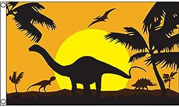 Best dinosaur flag Reviews