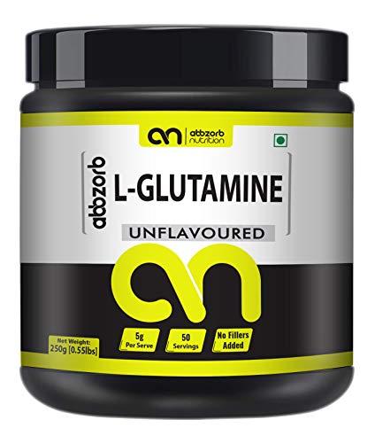 Abbzorb L-Glutamine Powder; 250 g
