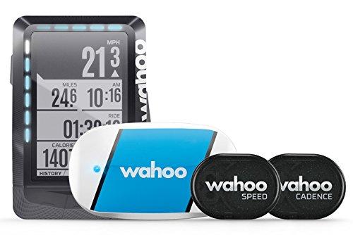 Wahoo Fitness Elemnt - Sistemas de Navegación - Bundle Negro 2018