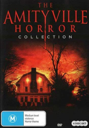 The Amityville Horror Collection - 4-DVD Boxset ( The Amityville Horror / Amityville II: The Possession / Amityville 3-D ) [ Australische Import ]