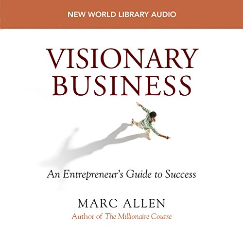 Visionary Business audiobook cover art