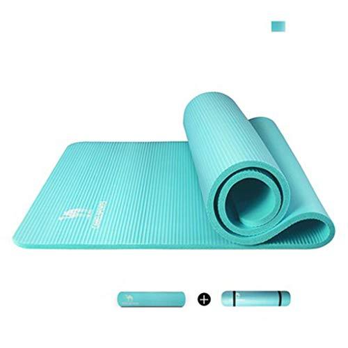 Jian yogamat, fitnessmat, yogamaten-draagband, eenvoudige en voordelige transporthulp voor yogamatten, verstelbare gymnastiekmat, fitness trainingsmat, koop er een gratis
