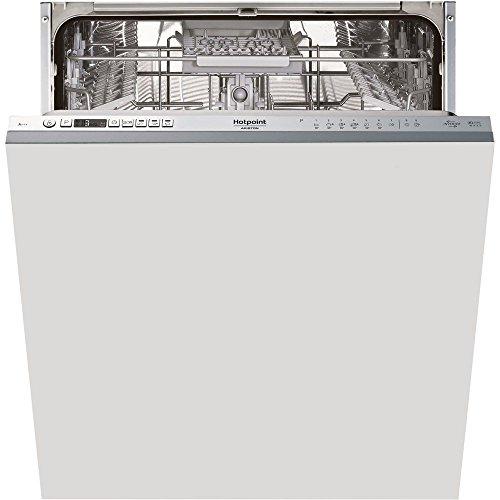 Hotpoint HIO 3O32 W C Nuova lavastoviglie a scomparsa,Potenza sonora 42db(A), 9 programmi di lavaggio, Sistema di sicurezza Overflow, A+++.Consumo Acqua Ciclo Standard: 9L, Zone Wash 3D, con Vassoio