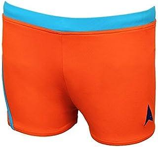 Diana Boys Kirt Swim Shorts Orange イギリスサイズ26