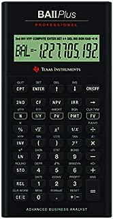 Texas Instruments BA II Plus Professional Financial Calculator [並行輸入品]