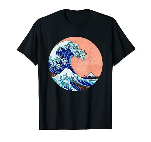 Poison Design: Die große Welle vor Kanagawa japanischen