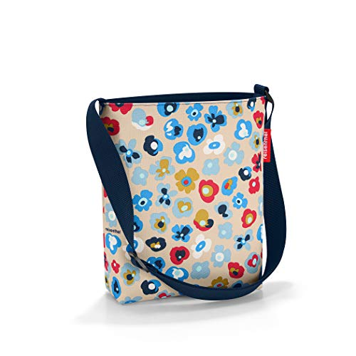 reisenthel shoulderbag S 29 x 28,5 x 7,5 cm / 4,7 l / millefleurs