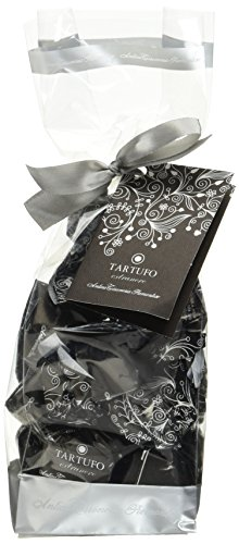 Antica Torroneria Piemontese Tartufi Dolci extra dunkle Trüffelpralinen aus Italien, 1er Pack (1 x 200 g)