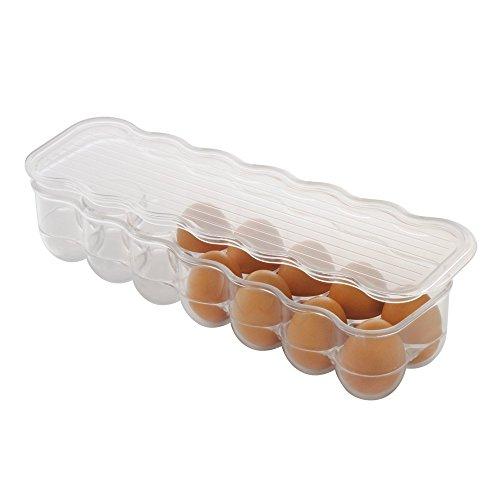 インターデザイン『冷蔵庫用 卵入れ Fridge Binz クリア』