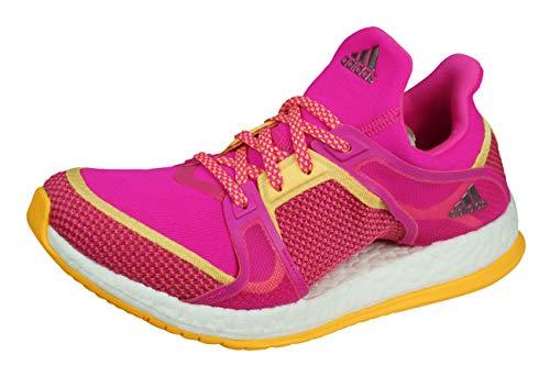 adidas Pure Boost X TR Laufschuhe für Damen-Pink-40 2/3