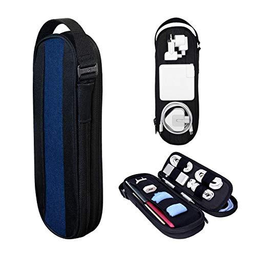 Side by Side Power Packer- Organizador de Viaje para Tecnología - Carcasa...