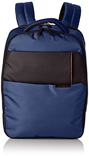 Samsonite Qibyte Laptop Backpack, Small (44 cm - 14.5 liters), Blue