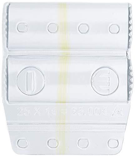 ITERNET sacchetto da 100 blister portamonete 1 euro fascia gialla