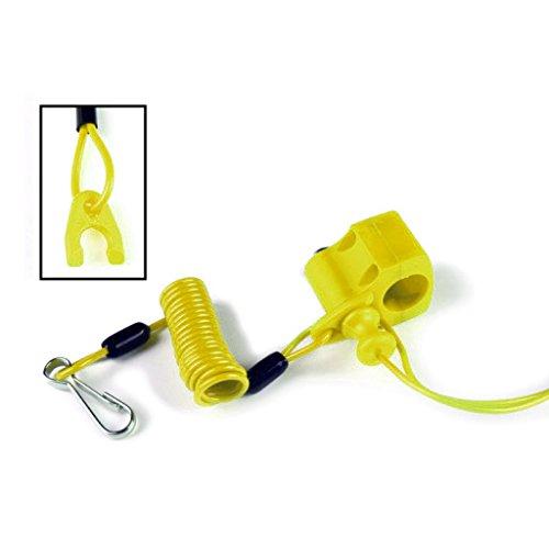 V PARTS - 159AM : Seguro corta-encendido de seguridad hombre al agua amarillo