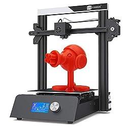 powerful JGAURORA JGMAKER Magic DIY Metal-based 3D printer Filament outlet detection continues printing …