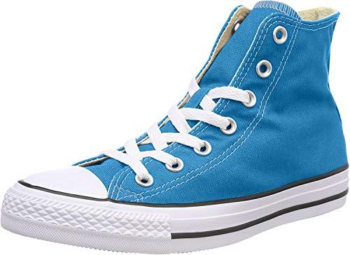 Converse CTAS Hi Fitnessschuhe, Blau (Blue Hero 400), 38 EU