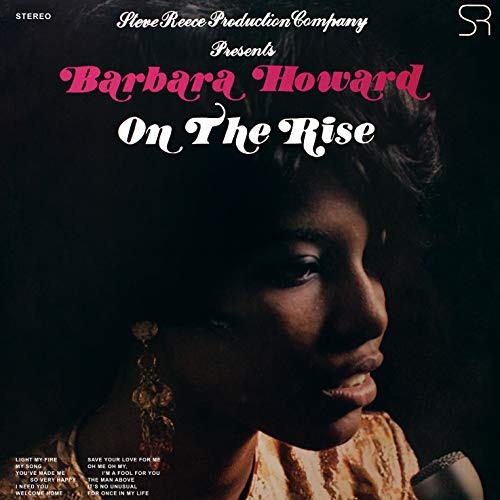 Album Art for On The Rise by HOWARD,BARBARA