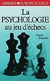 La psychologie aux jeux d'échecs (Europe échecs)