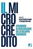 Il Microcredito: Strumento di accelerazione dello sviluppo economico (Italian Edition)