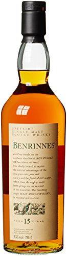 Benrinnes Whisky 15 Years (1 x 0.7 l)
