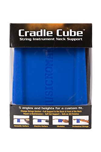 Cradle Cube String Instrument Neck Support