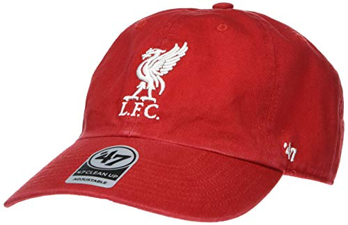 '47 Fc Liverpool Adjustable Cap Clean Up EPL Red - One-Size