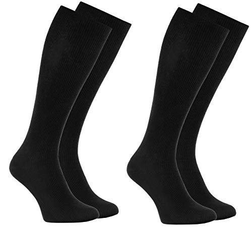 Rainbow Socks Hombre Mujer Calcetines Largos Sin El/ásticos