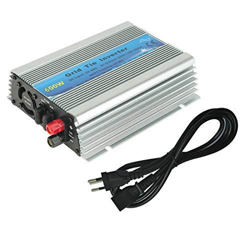 Grid Tie Inverter DC22V-60V à AC 220 V Solar inverter 600 W Pure Onde Sinusoïdale Maximum Power Point Suivi