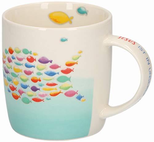 Geschenke für Kommunion (Auswahl), Anzahl:1er Einzel, Auswahl:Tasse + Spardose