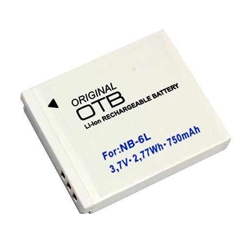 Accu Pour Canon PowerShot D10 (Li-Ion)