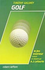 Golf, le jeu intérieur de Gallwey