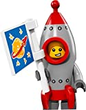 Lego Minifigures Series 17 - #13 ROCKET BOY Minifigure - (Bagged) 71018