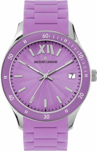 Jacques Lemans Sports Damen-Armbanduhr Rome Sports 1-1623J